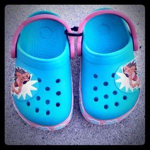 Moana Crocs